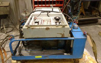 Climax power pack repair