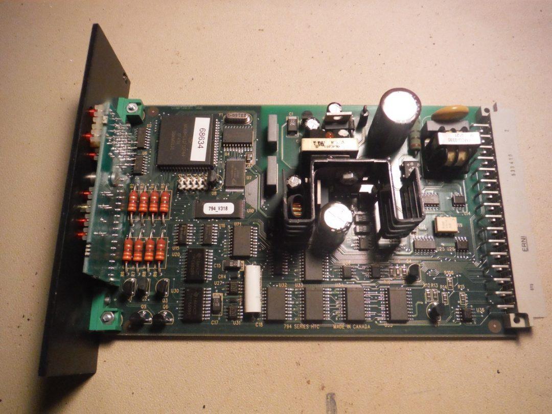 Heat trace controller repair, Industrial electronics repair, Edmonton, Alberta