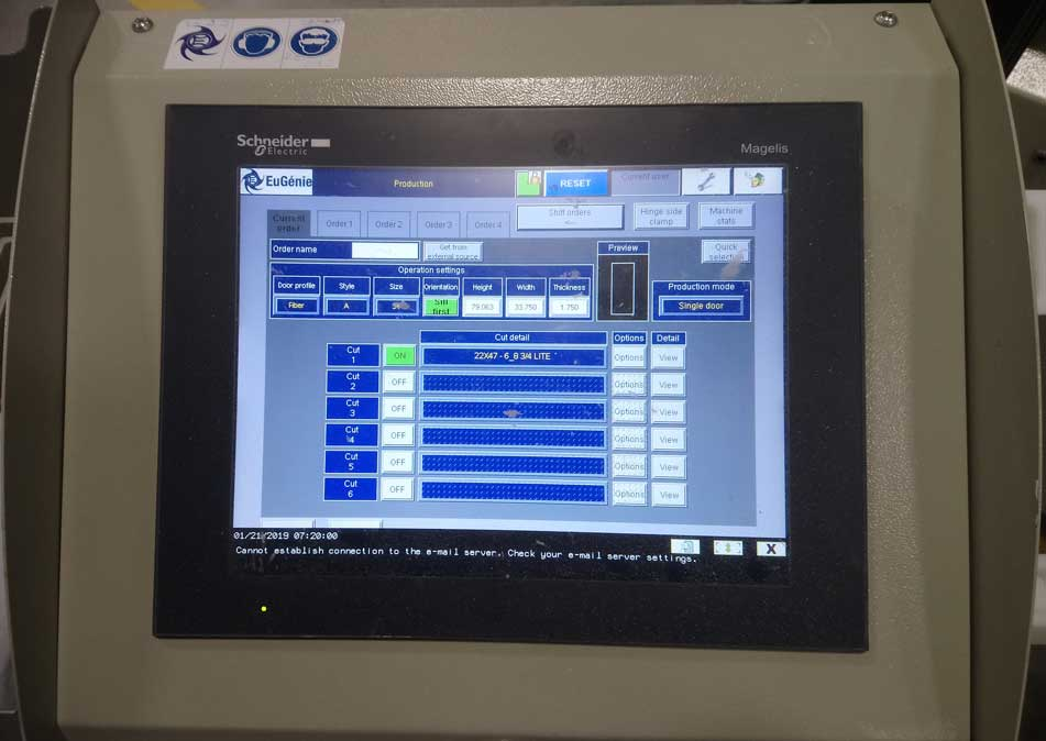 Hmi Monitor Repair