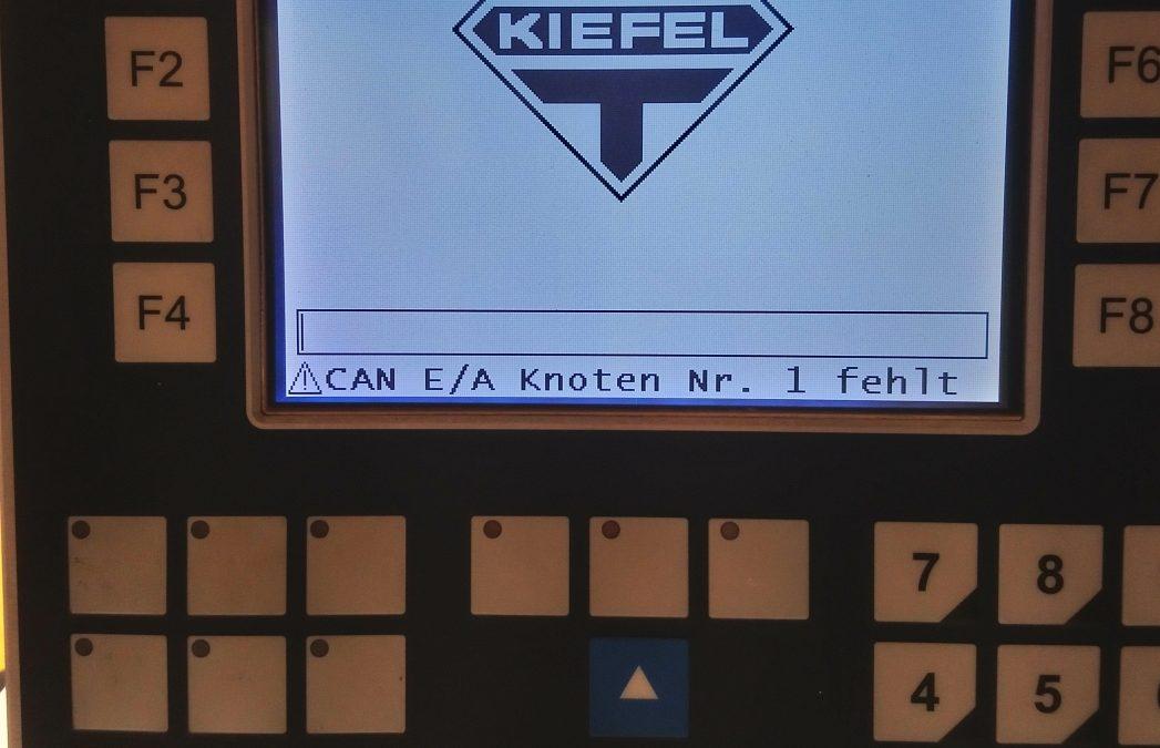 Kirion C -HMI Repair
