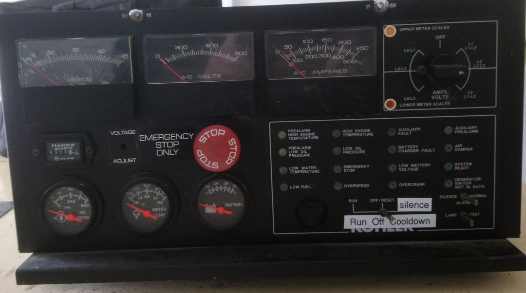 Cummins Generator Repair
